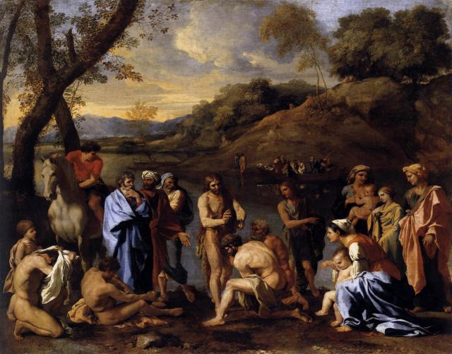 Resultado de imagen de bautismo de juan imagenes